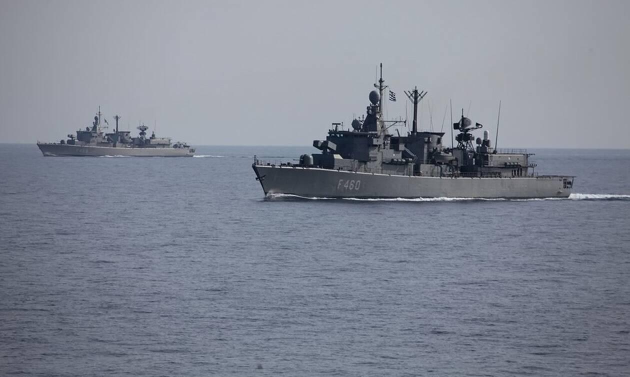 Ναυμαχία Ελλάδας - Τουρκίας στο Καστελλόριζο: Κίνδυνος «θερμού» επεισοδίου - Κρίσιμη η σημερινή μέρα