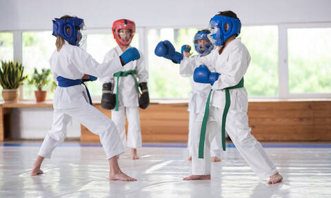 Τι προσφέρουν σε ένα παιδί οι πολεμικές τέχνες εκτός από αυτοάμυνα