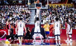 Παγκόσμιο Κύπελλο Μπάσκετ 2019 LIVE: Οι αγώνες της Τετάρτης (04/09)
