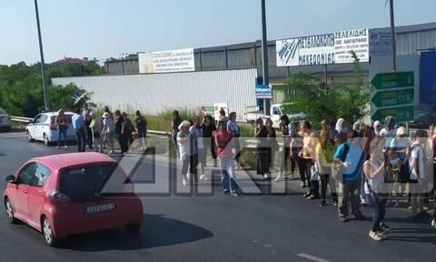 Τροχαίο ΣΟΚ στην Θεσσαλονίκη: Καραμπόλα τριών οχημάτων με λεωφορείο – Τραυματίστηκαν δέκα άτομα