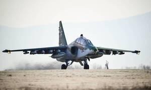 Пилоты упавшего на Ставрополье штурмовика Су-25УБ погибли