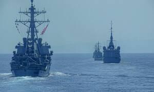 Καστελλόριζο: Ποια τουρκική άσκηση; Δεν κουνήθηκαν οι Τούρκοι μετά την ελληνική NAVTEX