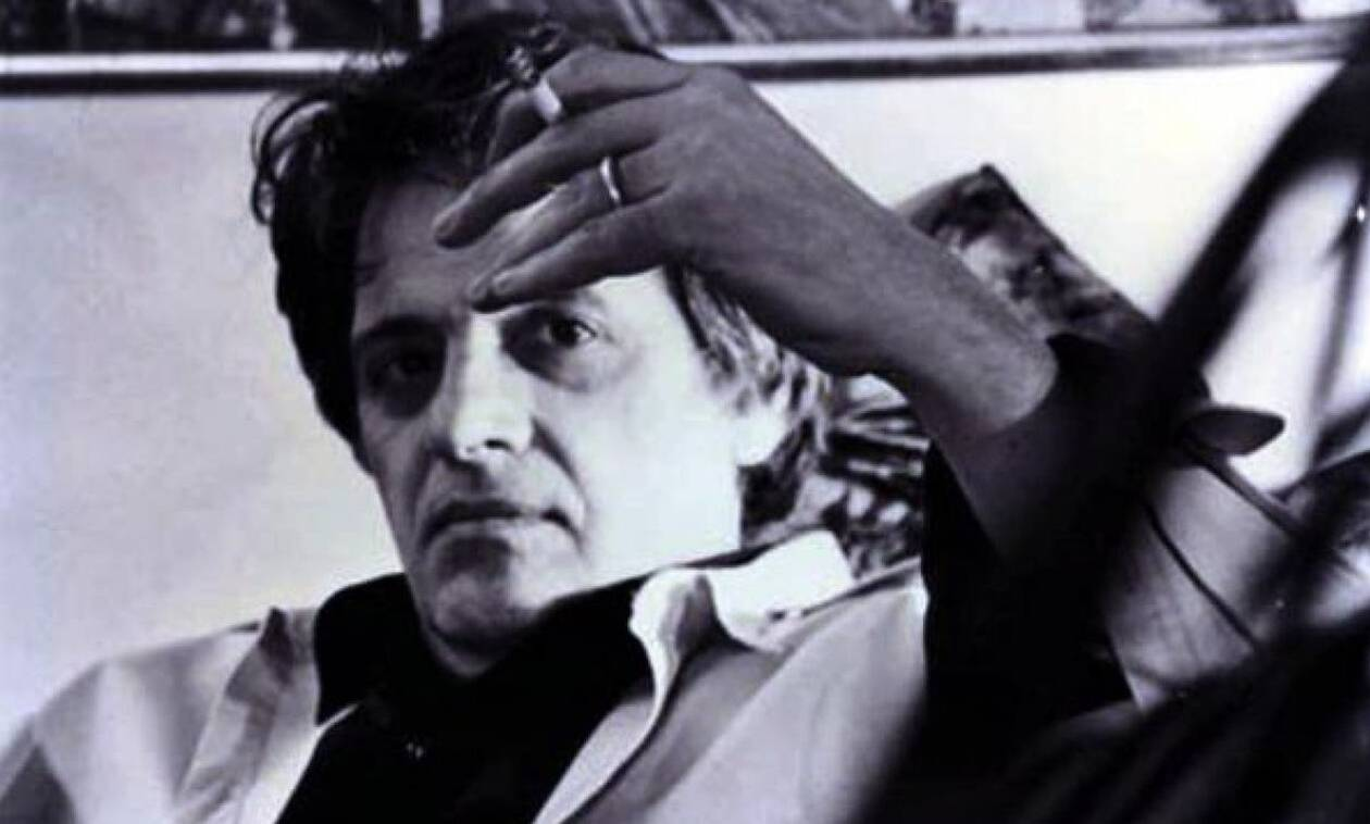 Σαν σήμερα το 2007 φεύγει από τη ζωή ο πολυβραβευμένος σκηνοθέτης Νίκος Νικολαΐδης