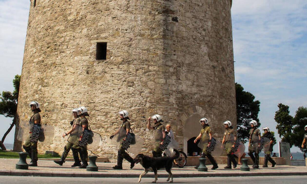 ΔΕΘ 2019: «Φρούριο» η Θεσσαλονίκη με 3.300 αστυνομικούς - Σχεδιάζονται εκκενώσεις καταλήψεων