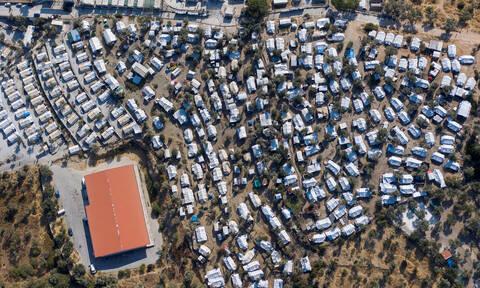 Μόρια: Εικόνες που κόβουν την ανάσα από τον καταυλισμό προσφύγων