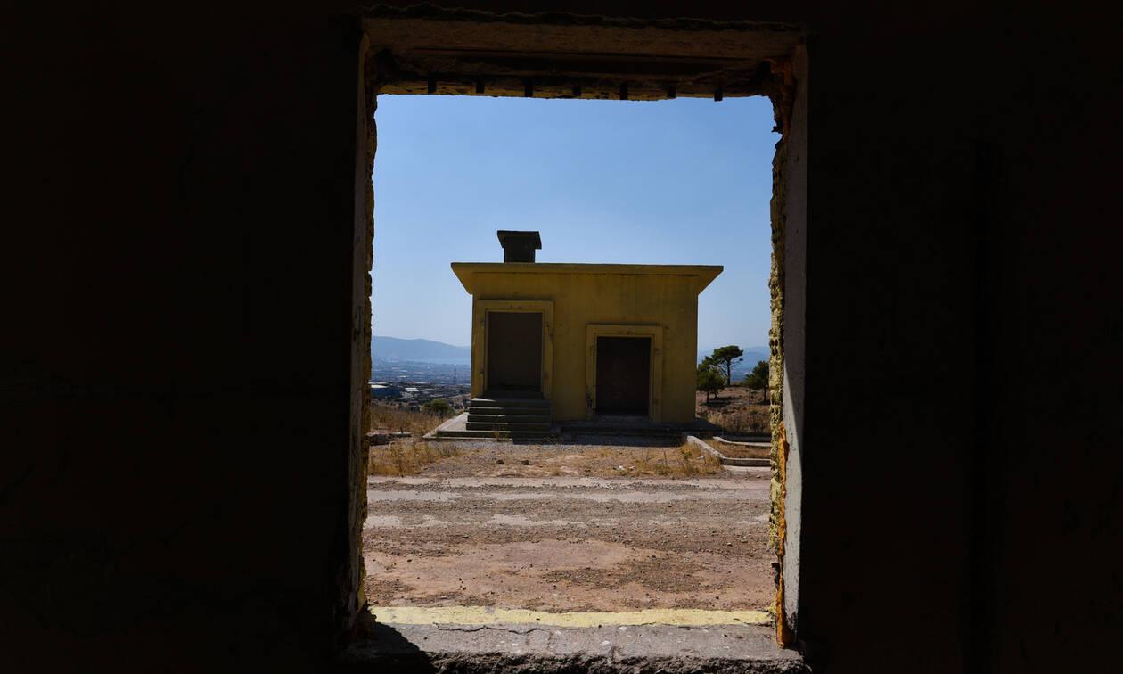 Φυλακές Κορυδαλλού: Αυτή είναι η ΝΑΤΟική βάση που προτείνεται για τη μεταφορά τους (pics)
