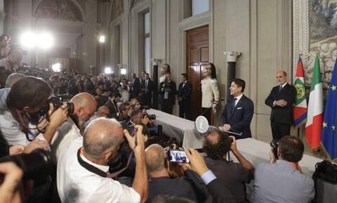 Ιταλία: Αυτή είναι η νέα κυβέρνηση - Υπηρεσιακό στέλεχος διαδέχεται στον Σαλβίνι