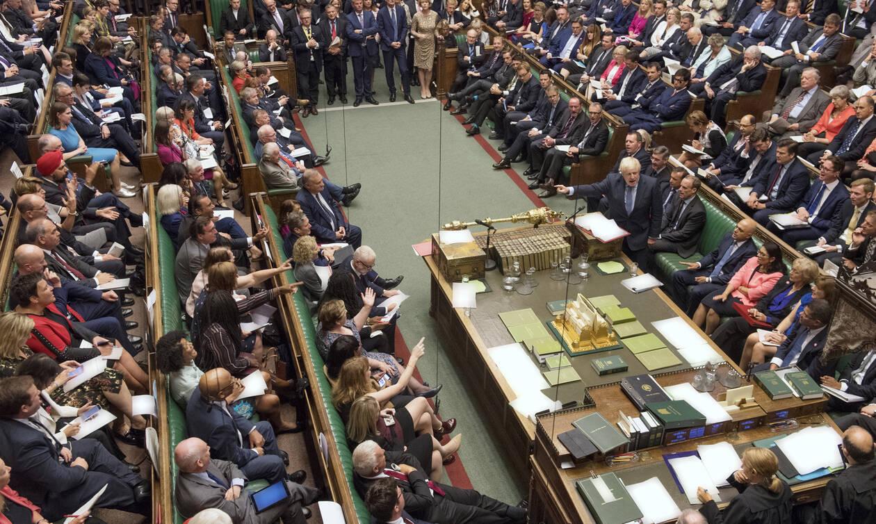 Brexit: Νέα ήττα για τον Τζόνσον - Πέρασε το νομοσχέδιο, αυξήθηκαν οι αντάρτες