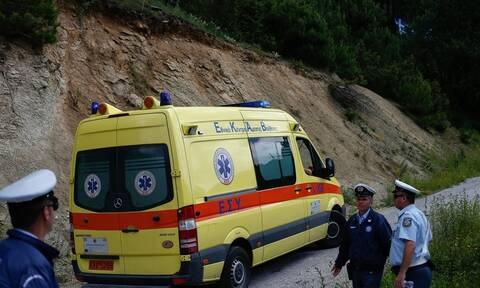 Τήνος: Αυτοκίνητο έπεσε σε γκρεμό – Τέσσερις σοβαρά τραυματίες