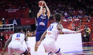 Παγκόσμιο Κύπελλο Μπάσκετ 2019: Το ρεκόρ του Μπογκντάνοβιτς (video&photos)