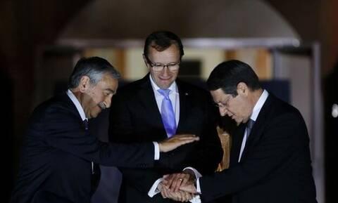Григориадис: Если Лут не создаст благоприятный климат для диалога по Кипру, процесс зайдет в тупик