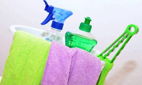 Πέντε μικρά «μυστικά» για είναι το σπίτι σας πάντα καθαρό