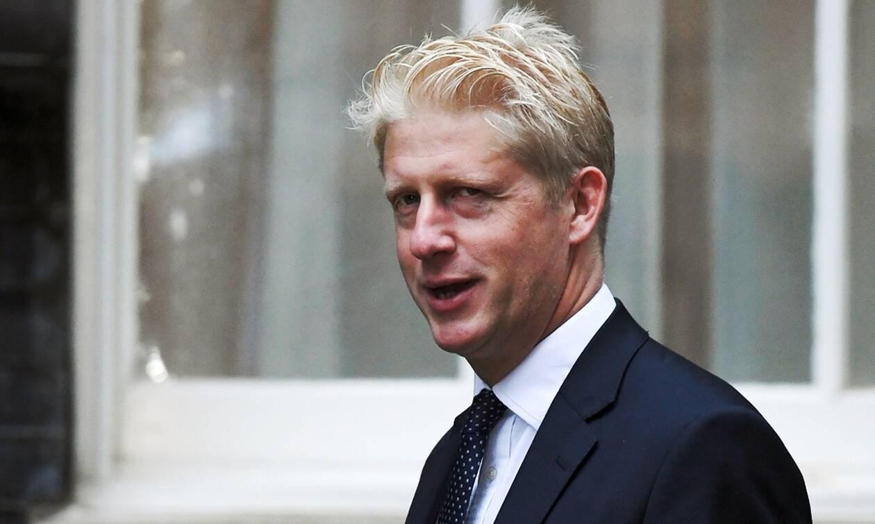 Brexit: Παραιτήθηκε ο Τζο Τζόνσον, αδελφός του Bρετανού πρωθυπουργού