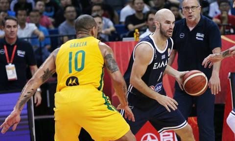 LIVE Ελλάδα - Νέα Ζηλανδία: Ώρα… μηδέν για την πρόκριση στους «16» του Μουντομπάσκετ 2019