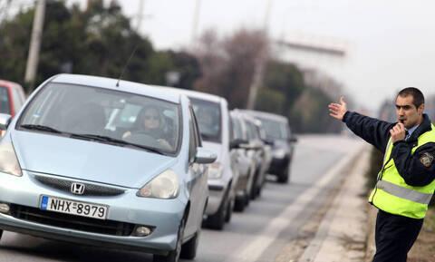 Τροχαίο στην Αθηνών – Λαμίας: Ταλαιπωρία για τους οδηγούς
