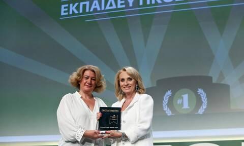 To IEK AKMH στην ευρωπαϊκή ελίτ της εκπαίδευσης