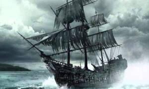 Εικόνες - ΣΟΚ: Ξεβράστηκε πλοίο - «φάντασμα» μετά από τρία χρόνια