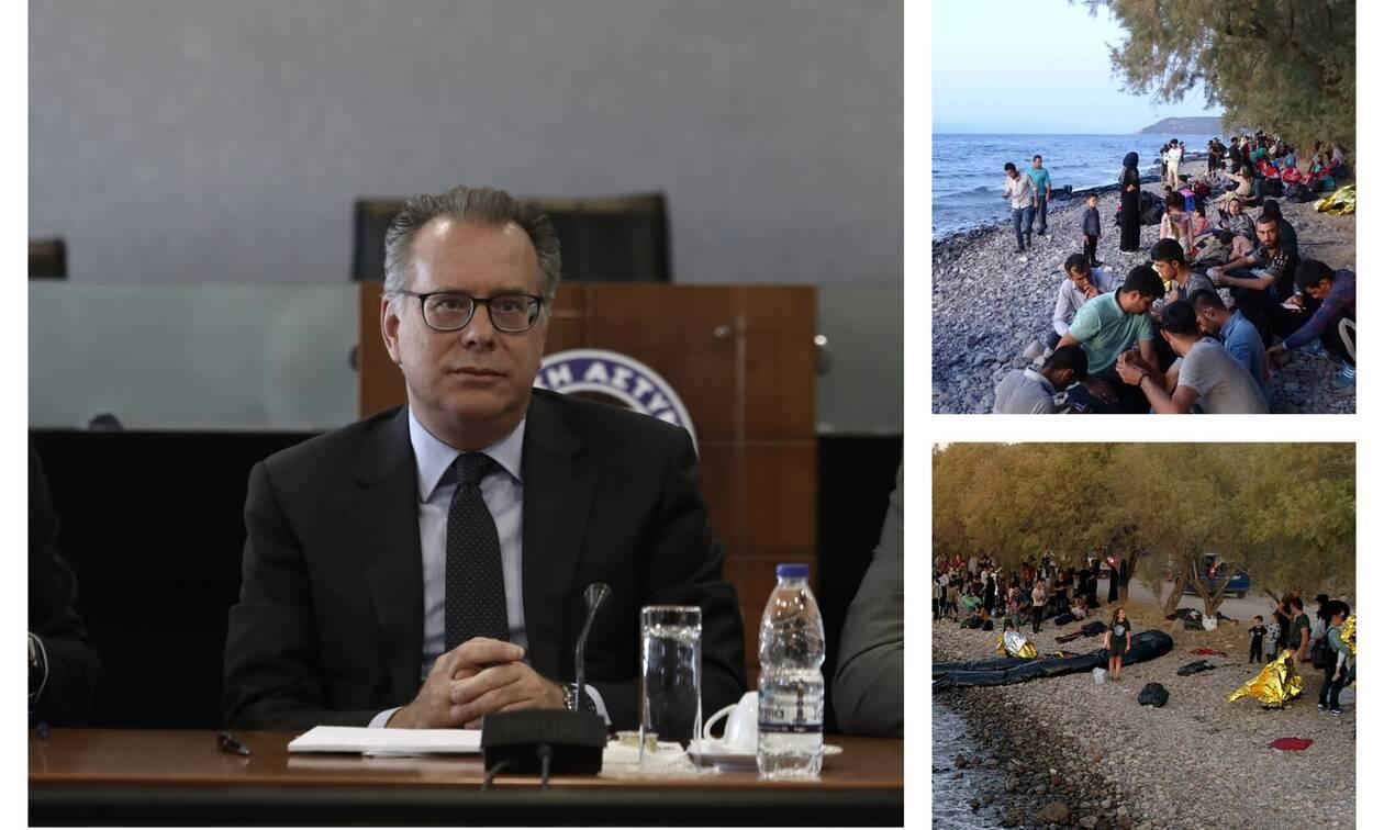 Προσφυγικό: Το master plan της κυβέρνησης - Θωρακίζονται τα σύνορα - Κινήσεις σε διπλωματικό επίπεδο
