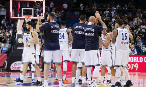 Μουντομπάσκετ 2019: Ποια ημέρα και ώρα παίζει η Ελλάδα με ΗΠΑ και Τσεχία