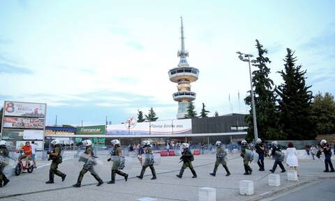 ΔΕΘ 2019: «Φρούριο» η Θεσσαλονίκη - 3.300 αστυνομικοί - Τα μέτρα της Τροχαίας