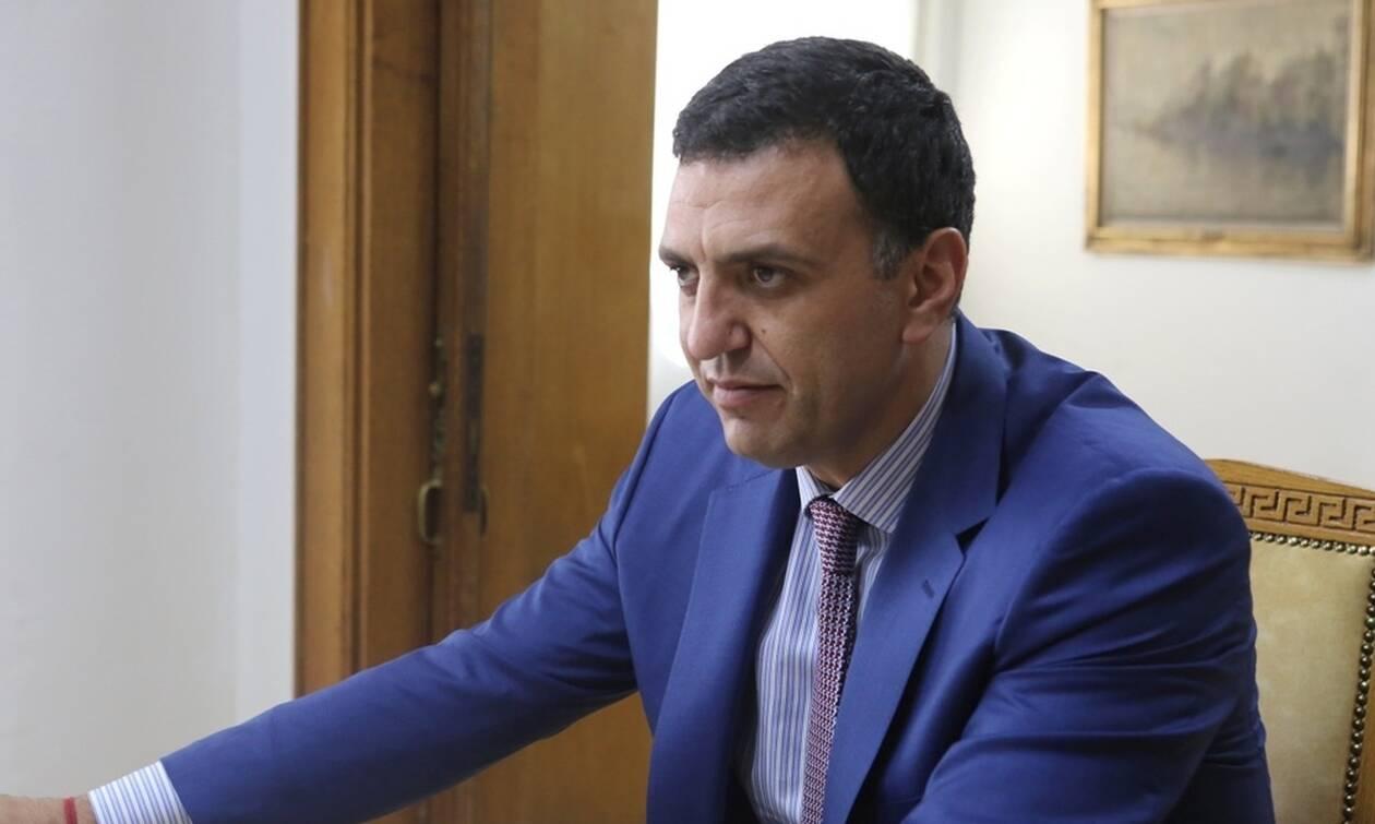 Κικίλιας: Σύσκεψη στο υπουργείο Υγείας για τον ιό του Δυτικού Νείλου