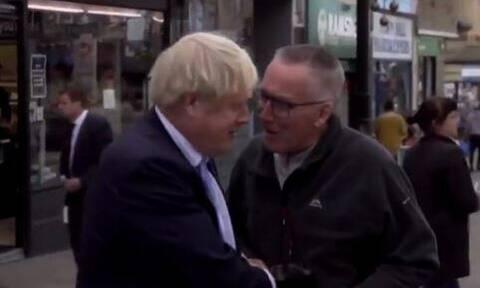Brexit: Έξαλλοι με τον Μπόρις Τζόνσον στο Λιντς - «Φύγε από την πόλη μας»
