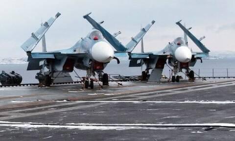 Ρωσία: Σύγκρουση μαχητικών αεροσκαφών στον αέρα