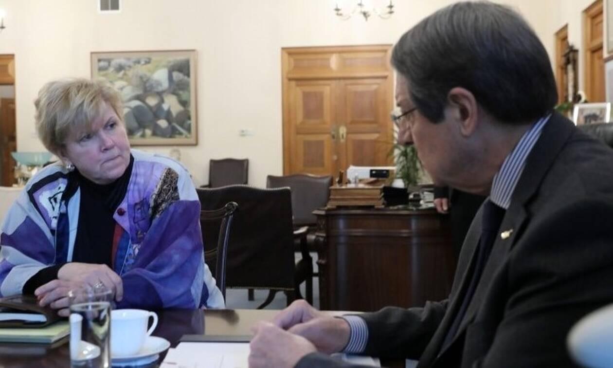 Лют не удалось возобновить благоприятный климат для ведения диалога по кипрскому урегулированию