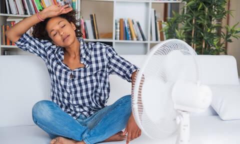 10 φυσικοί τρόποι για να αντιμετωπίσετε τα συμπτώματα της εμμηνόπαυσης (pics)