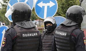 Τρόμος στη Ρωσία με μασκοφόρο
