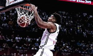 Μουντομπάσκετ 2019: Τάπες και καρφώματα με Θανάση, Γιάννη και Παπαγιάννη! (videos)