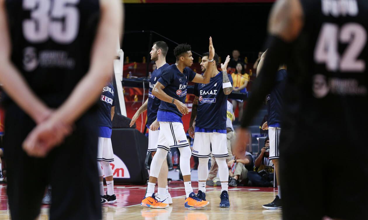 Μουντομπάσκετ 2019 ΗΠΑ vs Ελλάδα: Τι ώρα παίζει η Εθνική - Όλα τα σενάρια για την πρόκριση