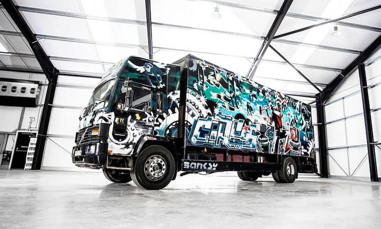 Γιατί να δώσει κανείς εκατομμύρια για αυτό το ταλαίπωρο φορτηγό της Volvo;