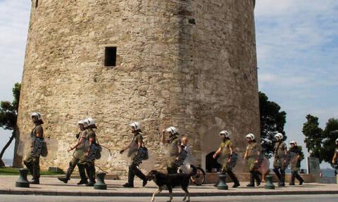 ΔΕΘ 2019: «Φρούριο» η Θεσσαλονίκη για την ομιλία Μητσοτάκη