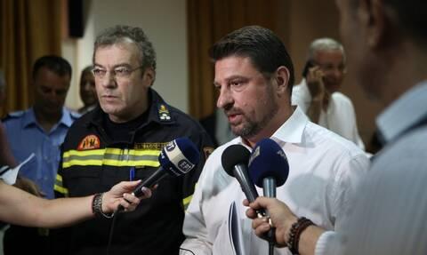Νίκος Χαρδαλιάς: Την 1η Νοεμβρίου θα παρουσιαστεί το σχέδιο για τη νέα αντιπυρική περίοδο