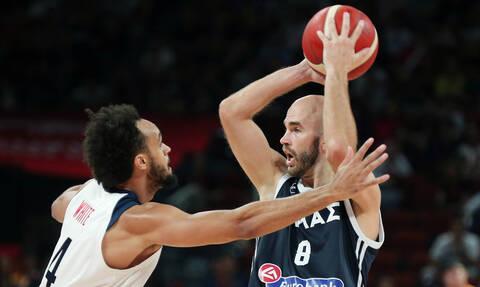 Μουντομπάσκετ 2019 ΗΠΑ vs Ελλάδα: Δεν έκανε το θαύμα η Εθνική - Όλα για όλα με την Τσεχία