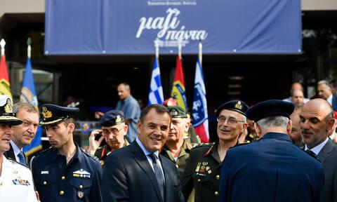 ΔΕΘ 2019 - Νίκος Παναγιωτόπουλος: Αξιόπιστος πυλώνας σταθερότητας οι Ένοπλες Δυνάμεις