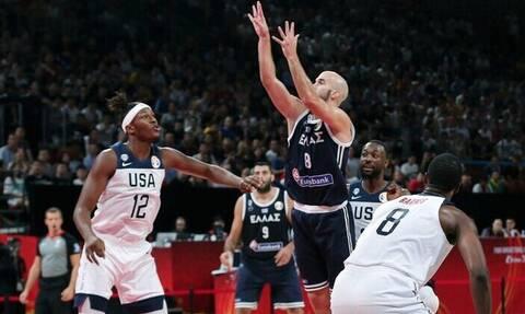 Μουντομπάσκετ 2019: Έτσι προκρίνεται η Εθνική Ελλάδος στους «8» - Το μοναδικό σενάριο