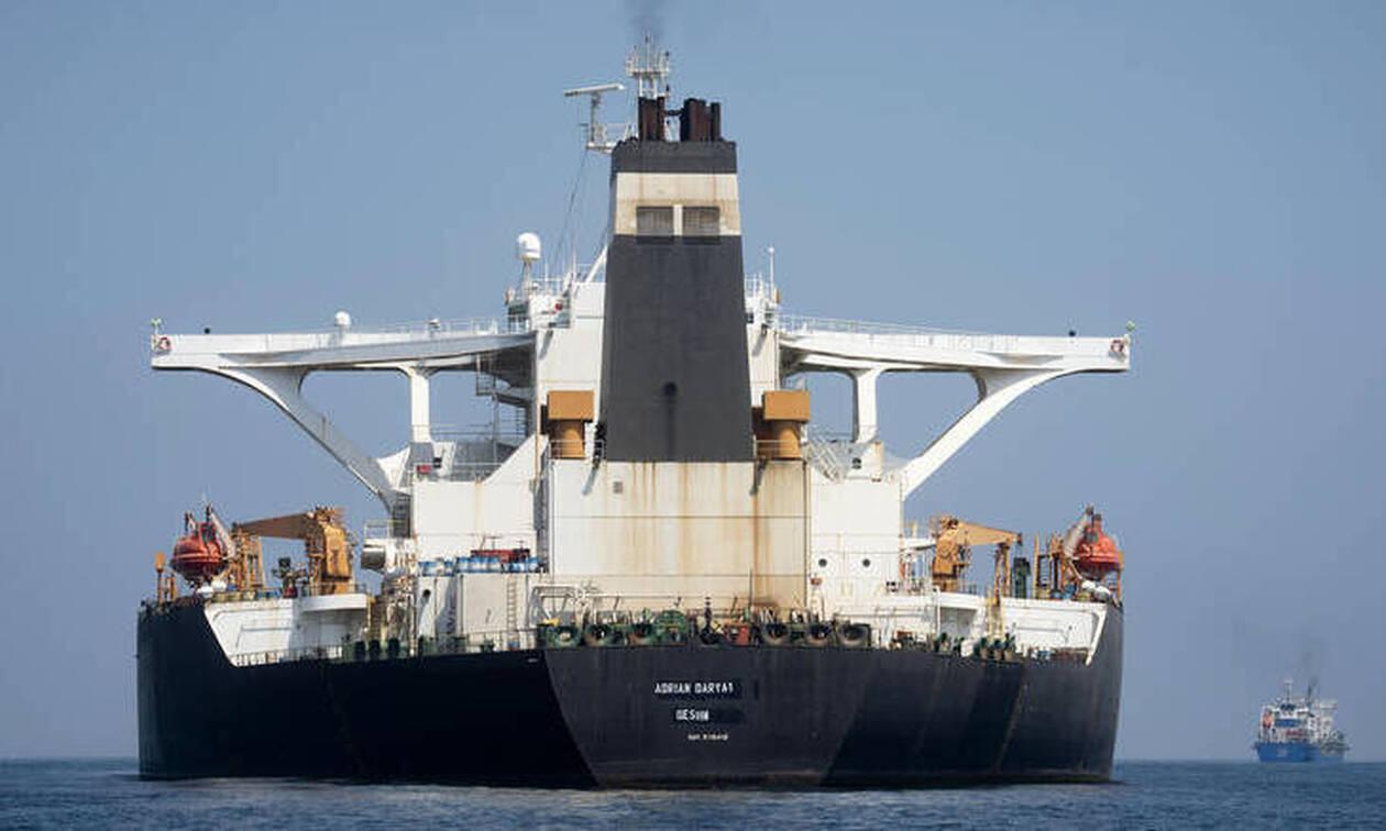 «Adrian Darya 1»: Στη Συρία το ιρανικό δεξαμενόπλοιο – Η αντίδραση των ΗΠΑ