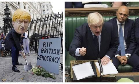 Brexit: Νέος «πονοκέφαλος» για τον Τζόνσον – Βουλευτές ετοιμάζονται να τον σύρουν στα δικαστήρια