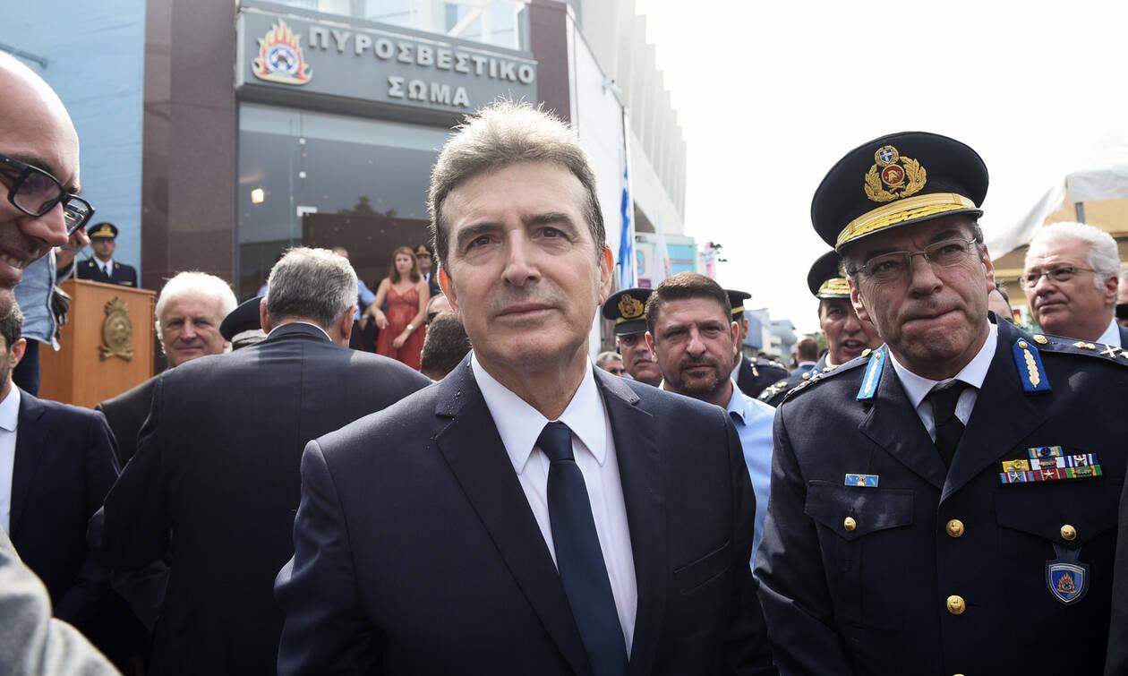 ΔΕΘ 2019 - Μιχάλης Χρυσοχοΐδης: Ο νόμος θα εφαρμόζεται παντού
