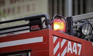 Κρήτη: Αυτοκίνητο «άρπαξε» φωτιά εν κινήσει – Επέβαιναν και παιδιά