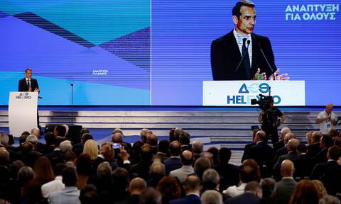 ΔΕΘ 2019: Τι ανακοίνωσε ο Πρωθυπουργός για επενδύσεις και clawback στο φάρμακο