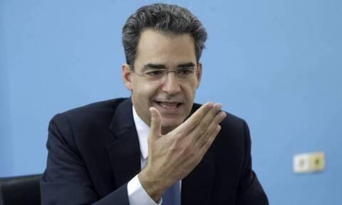 Απίστευτο: Μήνυσαν τον βουλευτή της ΝΔ Άγγελο Συρίγο επειδή είπε τα Σκόπια... Σκόπια