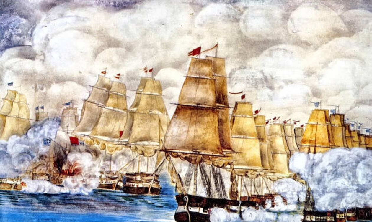 Σαν σήμερα το 1822 έγινε η Ναυμαχία των Σπετσών