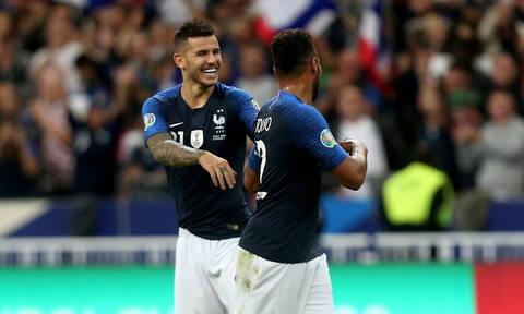 Προκριματικά Euro 2020: Νίκη για Πορτογαλία, χαμός στον 8ο όμιλο (videos)