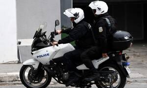 Λαμία: Ληστεία, καταδίωξη και σύλληψη στο κέντρο της πόλης