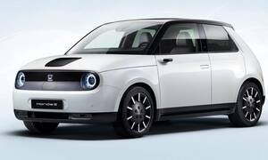 To ηλεκτρικό Honda e είναι έτοιμο προς πώληση και θα κοστίζει περίπου 30.000 ευρώ