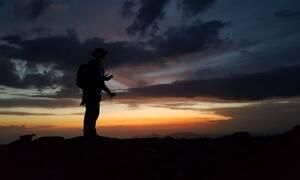Λάρισα: Αίσιο τέλος για τον περιπατητή που χάθηκε στον Όλυμπο
