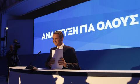 ΔΕΘ 2019 – Μητσοτάκης: Η Συμφωνία των Πρεσπών είναι επιζήμια αλλά δεν αλλάζει - Είχα προειδοποιήσει